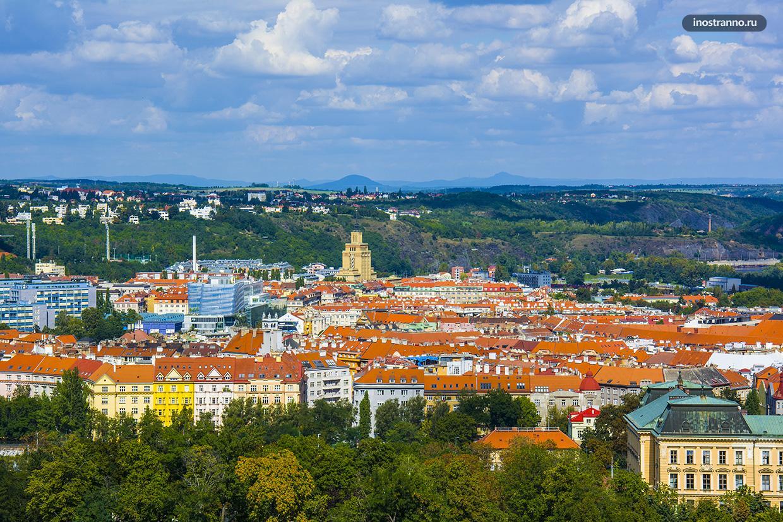 Район Прага 6