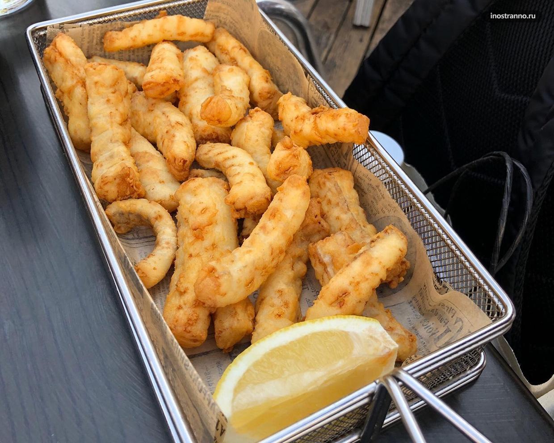 Вкусная жареная рыба в кляре