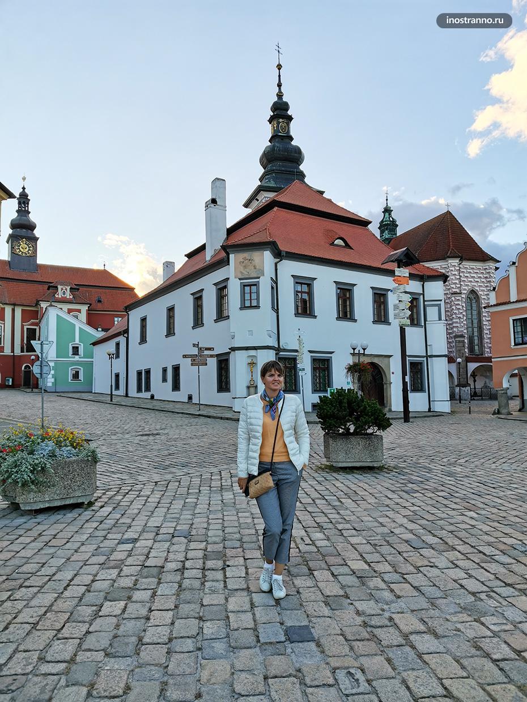 Что посмотреть в южной Чехии