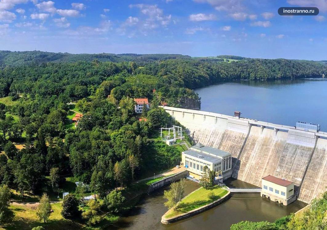 Врановское водохранилище