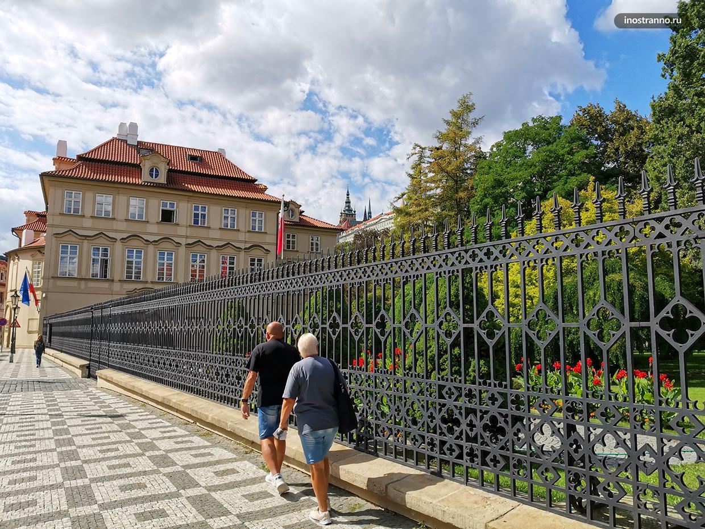 Консульство Польши в Чехии