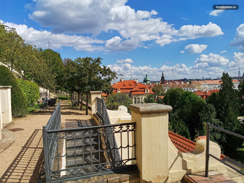Архитектура и природа Праги