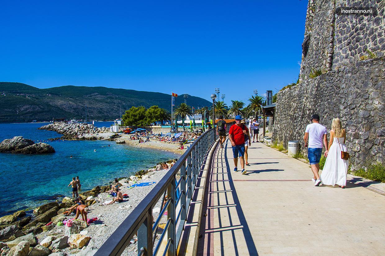 Какие города посетить в Черногории