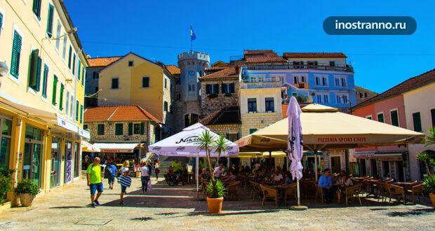 Херцег-Нови – старинный курортный город в Черногории