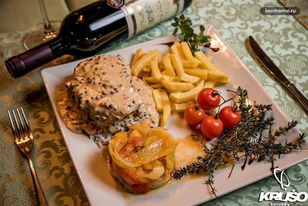 Где поесть в Герцег-Нови