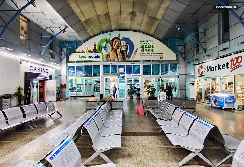 Автовокзал Скопье