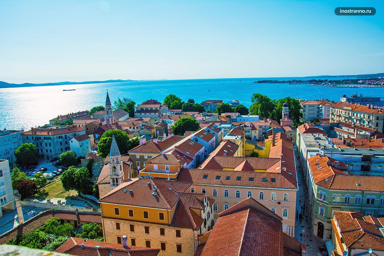 Восхитительные снимки старого города с высоты