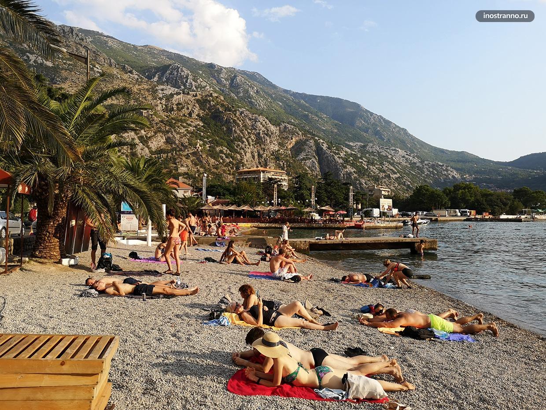 Цены на отдых в Черногории