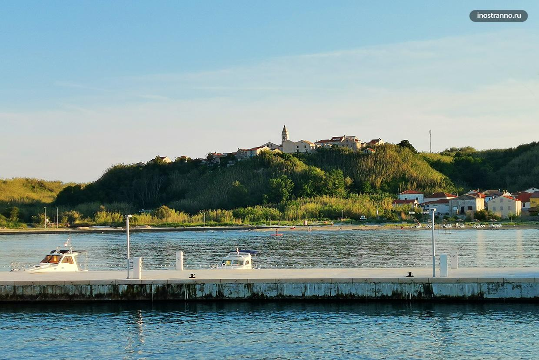 Остров Сусак в Хорватии