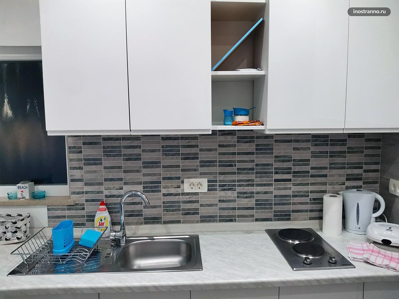 Апартаменты с кухней в Пуле