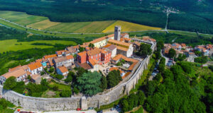 Мотовун – самый романтичный город Истрии