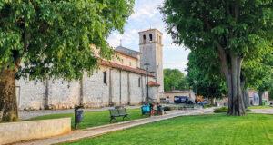 Как выглядит хорватский город Пула: фото и советы по организации отдыха