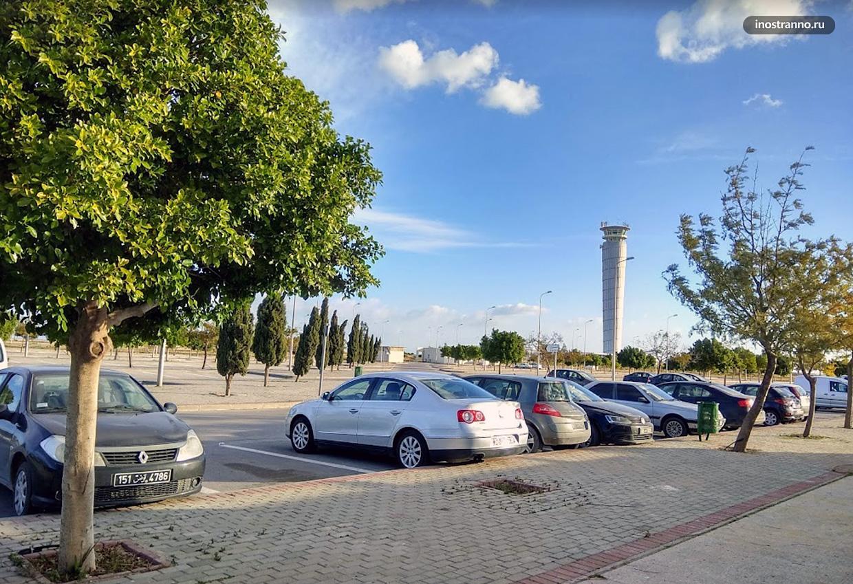 Аренда авто в Хаммамете Тунис и аэропорту Энфида