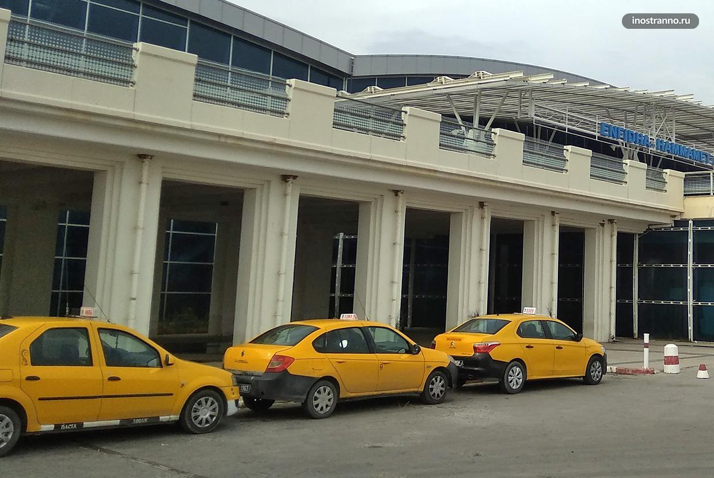 Такси из аэропорта Энфида-Хаммамет с ценами