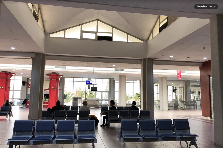 Услуги в аэропорту Монастира