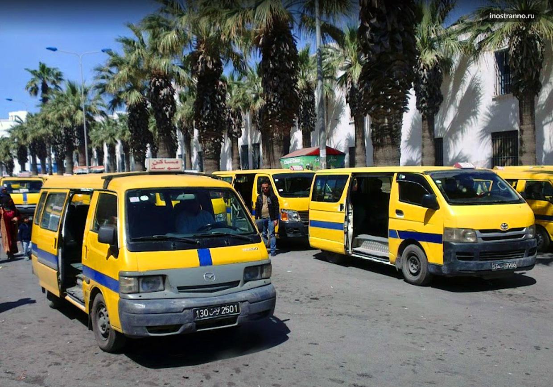 Такси из аэропорта Монастир