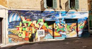Граффити, стрит-арт и муралы Риеки